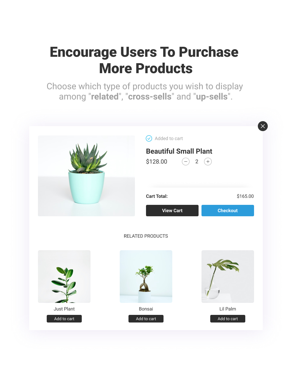 WeCreativez WooCommerce Added To Cart related-products
